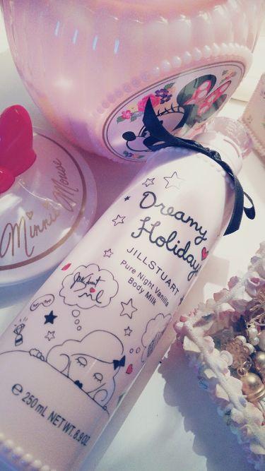 水林檎-ringo-さんの「ジルスチュアートボディミルク<ボディローション・ミルク>」を含むクチコミ