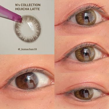 N's Collection/N's COLLECTION/カラーコンタクトレンズを使ったクチコミ(5枚目)