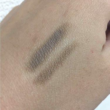カラーステイ ブロウ ペンシル/REVLON/アイブロウペンシルを使ったクチコミ(2枚目)