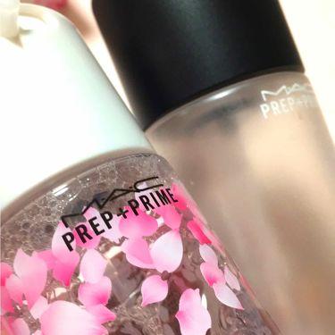 プレップ プライム フィックス+/M・A・C/化粧水を使ったクチコミ(3枚目)