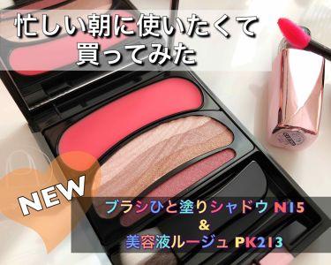 ブラシひと塗りシャドウ/オーブ/パウダーアイシャドウ by yoko