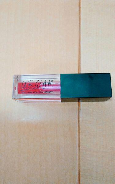 UR GLAM LIP OIL(リップオイル)/DAISO/リップグロスを使ったクチコミ(3枚目)