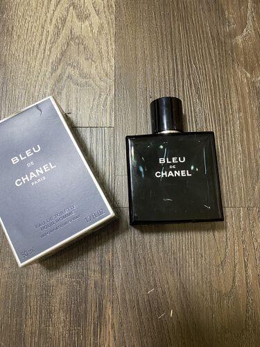 ブルー ドゥ シャネル オードゥ パルファム(ヴァポリザター)/CHANEL/香水(メンズ)を使ったクチコミ(1枚目)