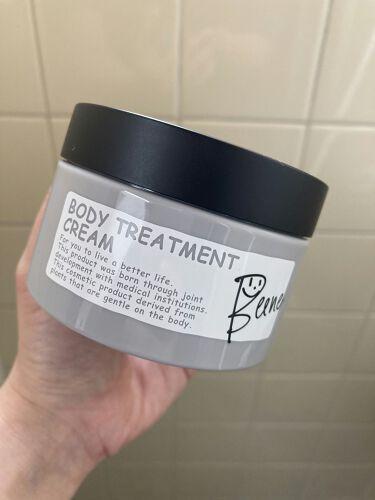 Beene ボディトリートメントクリーム/Beene/ボディクリームを使ったクチコミ(1枚目)