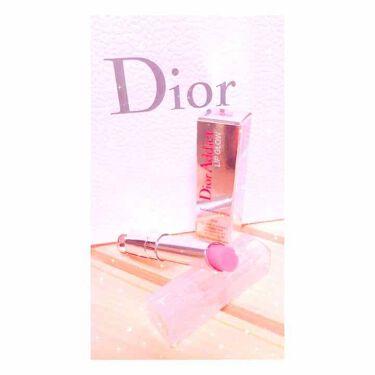 ディオール アディクト リップ グロウ/Dior/リップケア・リップクリームを使ったクチコミ(1枚目)