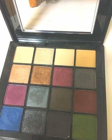 UT シャドウパレット ミックス フィニッシュ/NYX Professional Makeup/パウダーアイシャドウを使ったクチコミ(2枚目)
