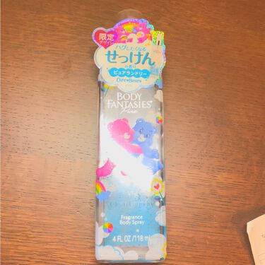ももごま🐹🍑さんの「ボディーファンタジーボディーファンタジーヒズクリーンランドリー<香水(レディース)>」を含むクチコミ