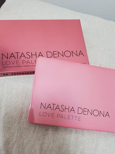Love Palette/Natasha Denona/パウダーアイシャドウを使ったクチコミ(1枚目)