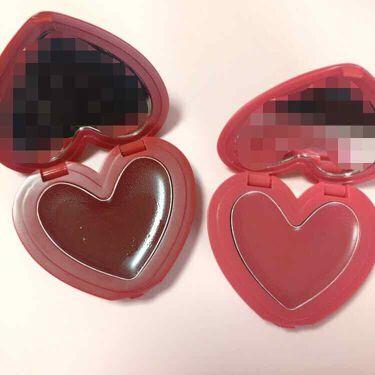 HEART POT LIP/3CE/口紅を使ったクチコミ(2枚目)
