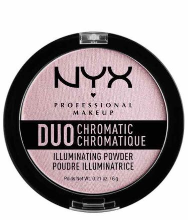 NYX Professional Makeup デュオクロマティック イルミネイティング パウダー