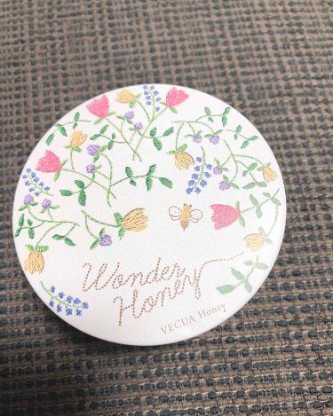 ワンダーハニー 濃蜜マルシェのクリームバーム/VECUA Honey/フェイスオイル・バームを使ったクチコミ(1枚目)