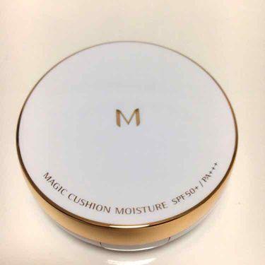 りなさんの「MISSHA(ミシャ)M クッション ファンデーション(モイスチャー)<その他ファンデーション>」を含むクチコミ