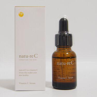 ナチュールシー ビタミンC美容液/natu-reC/美容液を使ったクチコミ(3枚目)