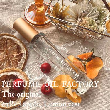 The ORIGINAL PERFUME OIL  /The PERFUME OIL FACTORY/香水(レディース) by borotama