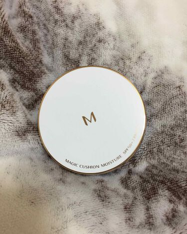 M クッション ファンデーション(モイスチャー)/MISSHA/その他ファンデーション by Ria❤︎