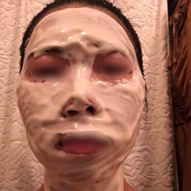 モデリングマスク Pearl/ダイト/シートマスク・パックを使ったクチコミ(3枚目)