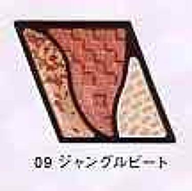 シャイニーシャドウ N/excel/パウダーアイシャドウを使ったクチコミ(3枚目)