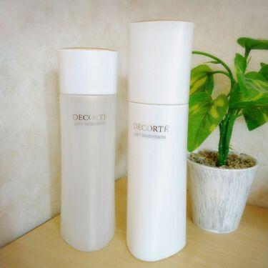 リフトディメンション リプレニッシュ ファーム ローション/COSME DECORTE/化粧水を使ったクチコミ(1枚目)