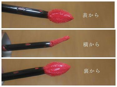 シャインカレス/ロレアル パリ/口紅を使ったクチコミ(3枚目)