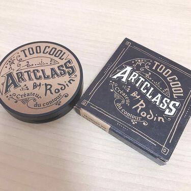 ArtClass By Rodin/その他/プレストパウダーを使ったクチコミ(1枚目)