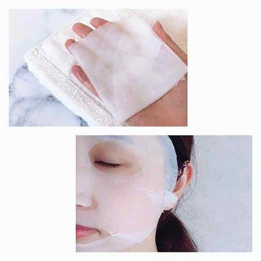 スーパー毛穴引き締めマスク プラセンタ/ラボラボ/シートマスク・パックを使ったクチコミ(3枚目)