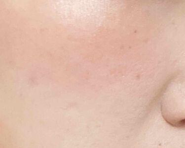 【画像付きクチコミ】※2.3枚目画像はフィルターcolorfulの加工以外はそのままなのでご注意ください。ファンデーションの落ち方について調査しました。〈使用化粧品〉鼻部分→素顔ぼれ毛穴カバーマットベース全体→ポールアンドジョープロテクティングファンデー...