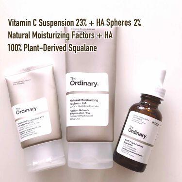 Vitamin C Suspension 23% + HA Spheres 2%/The Ordinary/美容液 by りっこ