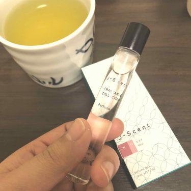 J-Scent パフュームオイル ヒスイ/J-Scent(ジェイセント)/香水(レディース)を使ったクチコミ(1枚目)