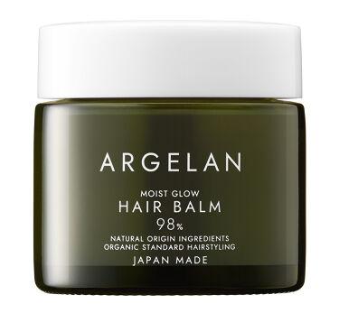 2021/9/11発売 アルジェラン MOIST GLOW HAIR BALM