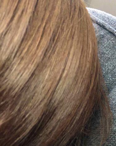 泡カラー 髪色もどし/リーゼ/ヘアカラーを使ったクチコミ(1枚目)