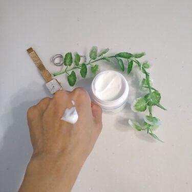 リペア&バランス マイルドクリーム/明色化粧品/フェイスクリームを使ったクチコミ(2枚目)