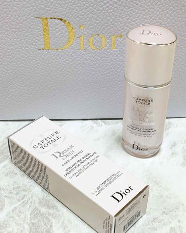 LIPSベストコスメ2019カテゴリ賞 乳液部門 第1位 Dior カプチュール トータル ドリームスキン ケア&パーフェクトの話題の口コミ・レビューの写真 (1枚目)