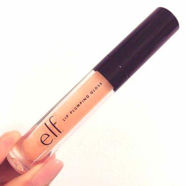 Lip Plumping Gloss/e.l.f./リップグロスを使ったクチコミ(1枚目)