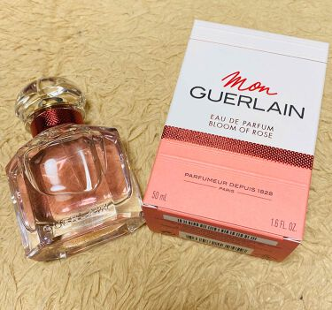モンゲラン ブルーム オブ ローズ オーデパルファン/GUERLAIN/香水(レディース)を使ったクチコミ(2枚目)