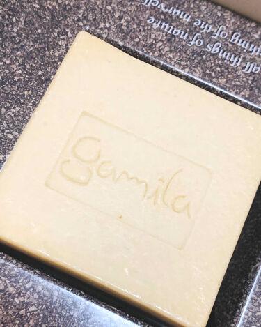 ガミラシークレット オリジナル/ガミラシークレット/洗顔石鹸を使ったクチコミ(2枚目)