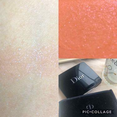 ディオールスキン ルージュ ブラッシュ/Dior/パウダーチークを使ったクチコミ(2枚目)