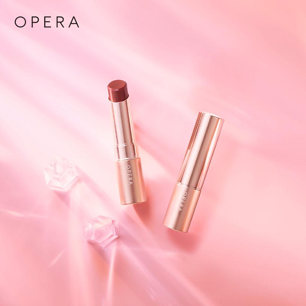 オペラ リップティント秋の新色「テラコッタ」と大人気「バーガンディ」の現品2本セットを200名様に♡(1枚目)