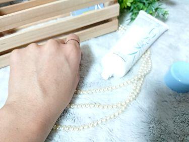 美白乃美人 ホワイトニングピーリングジェル/ブレーンコスモス/ピーリングを使ったクチコミ(3枚目)
