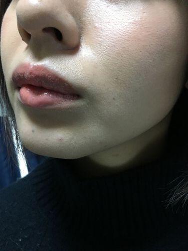 ブライトアップ ルージュ/COVERMARK/口紅を使ったクチコミ(3枚目)