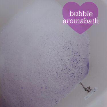 贅沢泡とろ 入浴料 スリーピングアロマの香り/お湯物語/入浴剤を使ったクチコミ(3枚目)
