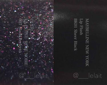 リップ フラッシュ/MAYBELLINE NEW YORK/口紅を使ったクチコミ(2枚目)