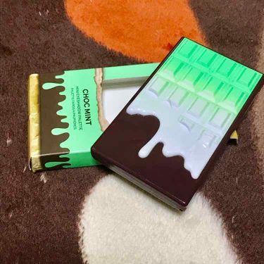 ミニチョコレートアイシャドウパレット/MAKEUP REVOLUTION/パウダーアイシャドウを使ったクチコミ(1枚目)