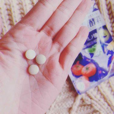 夜間Diet酵素/ISDG 医食同源ドットコム/ボディサプリメントを使ったクチコミ(2枚目)