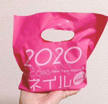 3COINS福袋 2020/3COINS/マニキュアを使ったクチコミ(1枚目)