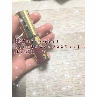 🇰🇷유키(yuki)🐷さんの「シャインリッチオールインワンティント<リップグロス>」を含むクチコミ