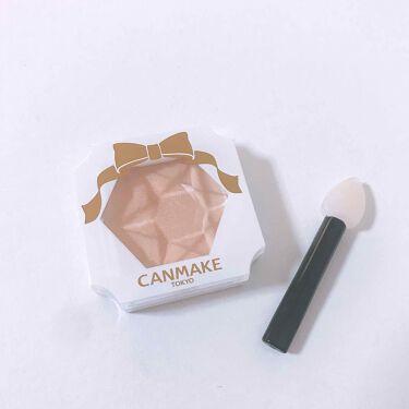 クリームハイライター/CANMAKE/ハイライト by miku.