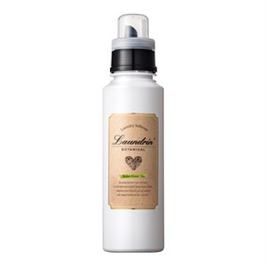ボタニカル 柔軟剤 リラックスグリーンティーの香り本体 500ml