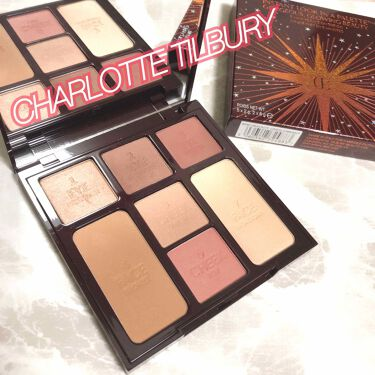 LIMITED EDITION Instant Look in a Palette/Charlotte Tilbury/パウダーチーク by mari