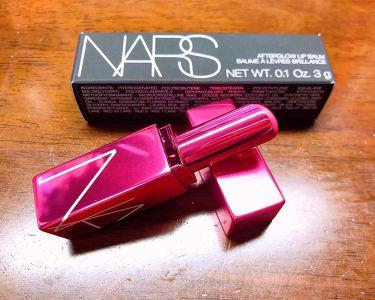 アフターグローリップバーム/NARS/口紅を使ったクチコミ(1枚目)