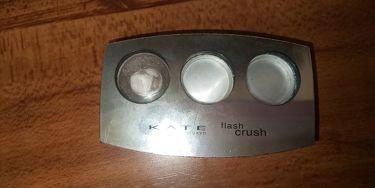 フラッシュクラッシュNEO/KATE/パウダーアイシャドウを使ったクチコミ(1枚目)